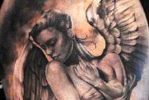 Anjos & demônios / Tattoos