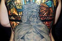 Religião Tattoo