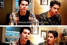 TW: gorgeous O'Brien and adorkable Posey