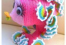 Horgolt figurák , Amigurumi, crochet animal