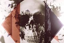 Skull Calendar / Design of Skull Calendar 2013 by Artem Pozdnyakov