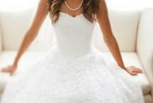 Wedding Dresses / From classy to sassy, you're sure to fall in love with one of these dresses!