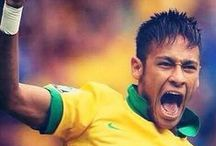 Neymar / football