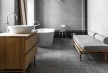 Interior design - Bathroom / bathroom