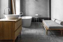 Interior design - Bathroom / bathroom
