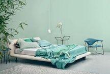 Interior design - Bedroom / i want sleep,everymoment.now!
