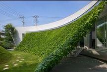 Architecture - Green