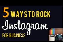 Instagram for Business / Articles on how to use Instagram for Business. This is strictly for informational purposes to help others learn more about Instagram for Business. Please no infographics, promoting your company, or SPAMMING. Any Pins promoting a business or unrelated to Instagram for Business will be removed. Any Pins that do not link back to an actual article will be removed.