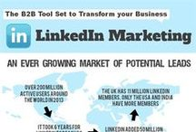 LinkedIn Marketing / Information on LinkedIn Marketing. Please no promoting your company, this is strictly informational. Any Pins promoting a business will be removed.