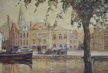 AW Verhorst (1879-1947) /  Verhorst, Ary Albertus Willem (1879- 1947)