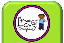 Literacy Loves ~ Connecting / Let's connect!