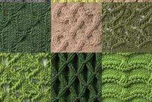 Knitting patterns / by Martha Foss