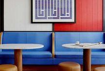 Interior Design - Cafe / Cafe, dining room, restoran