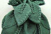 Knit & Crochet Bag / by Martha Foss