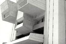 Brutalism (mexican) modernism