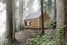 Architecture - House wood