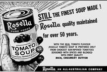 Vintage Rosella / Sharing Rosella's heritage through our historic signage and designs.