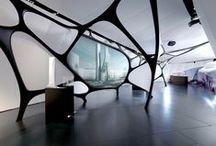 Architecture - Expo stand / Exhibition