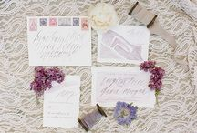 Invitations / by Midwest Bride