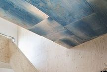 Interior Detail - Wood Celling
