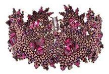Beaded bracelets / by Martha Foss