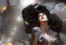 Hero discret / Science fiction- Fantastique et je ne sais quoi plus.....