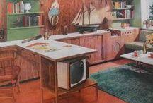 Interior Style - vintage