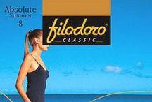 Колготки и чулки FILODORO / На данной доске для Вас представлены все модели колготок, чулок, женских носочков и гольф итальянской марки #FILODORO, которые Вы можете заказать в нашем интернет магазине Vivacalze.ru. Получить более подробную информацию и купить понравившиеся модели Вы можете перейдя по ссылке на страничке товара.