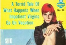 Penny Dreadful / Weird, Scy Fi, Fantastic detectives, vintage magazines