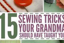 szycie/ sewing