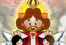 Amiguinhos de Deus / Desenhos do Blog Amiguinhos de Deus
