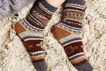 Socks=Feet Warmers