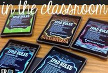 Literacy Loves ~ Technology / Ideas for using technology, including iPads, applications, and devices, in the classroom.