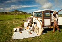 An autumn picnic / As summer draws to a close - I love the light colours and smells of autumn. http://www.seaforthdesigns.com/