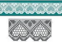 Crochet Lace and Picot