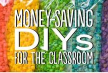 Literacy Loves~ DIY Classroom / DIY Classroom decor and crafts.  Save money by doing it yourself!