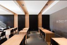 Public Places - School interior