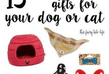 Pet Gifts / Pet Gifts