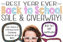 Literacy Loves ~ Giveaways! / A place to post Literacy Loves Company promotions and giveaways.