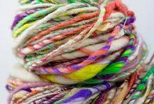Knitting and crochetstuff