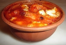Greek Seafood Recipes / A selection of authentic and delicious Greek seafood dishes.