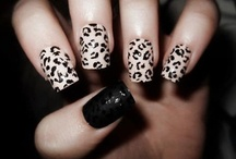 Hard as Nails! / Will you please mani me?? / by Janette Roche