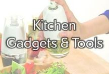 Kitchen Gadgets & Tools / A collection of items to help you in the kitchen. / by Gold'n Plump