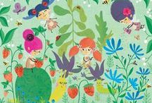 Antoana Oreski :: Illustrations