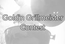 Gold'n Grillmeister Contest / In 2012, Gold'n Plump had the opportunity to host the Gold'n Grillmeister Contest featured here.  / by Gold'n Plump