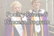 Gold'n Plump Poultry Prince and Princess Program / Gold'n Plump is honored to sponsor the Poultry Prince and Princess Program featured annually at the MN State Fair. These poultry ambassadors know what it takes to thrive in the poultry industry!  / by Gold'n Plump