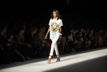 Runway / Runway from Fashion Weeks and media events. / by Janette Roche