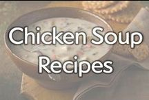 Chicken Soup Recipes / From Corn Chowder to Dumplings from Summer to Fall, we have your chicken soup recipes covered! Someone pass the crackers!  / by Gold'n Plump