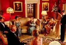 Downton Abbey / Books, DVDs and music inspired by the beloved British TV series.  / by Houston Public Library