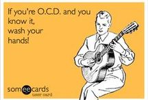 OCD - Organize & Clean Daily!! / by Stacy Nicole Gillespie